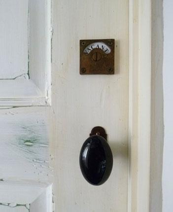 カオリンヌ・屋内ドア用レバーハンドルとドア錠
