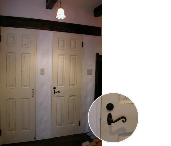 ブリオンヌ・屋内ドア用レバーハンドル 1